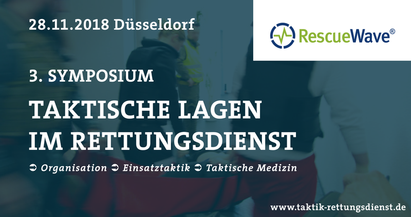 4. Symposium Taktische Lagen im Rettungsdienst