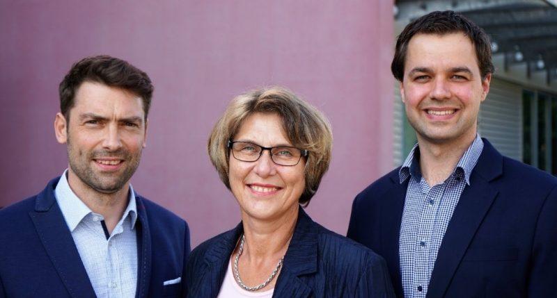 Dr. Stephan Heuer übernimmt mit Matthias Breyer die Unternehmensleitung