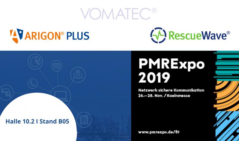 PMRExpo – Netzwerk sichere Kommunikation