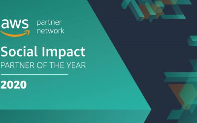 VOMATEC ist AWS Social Impact Partner of the Year 2020