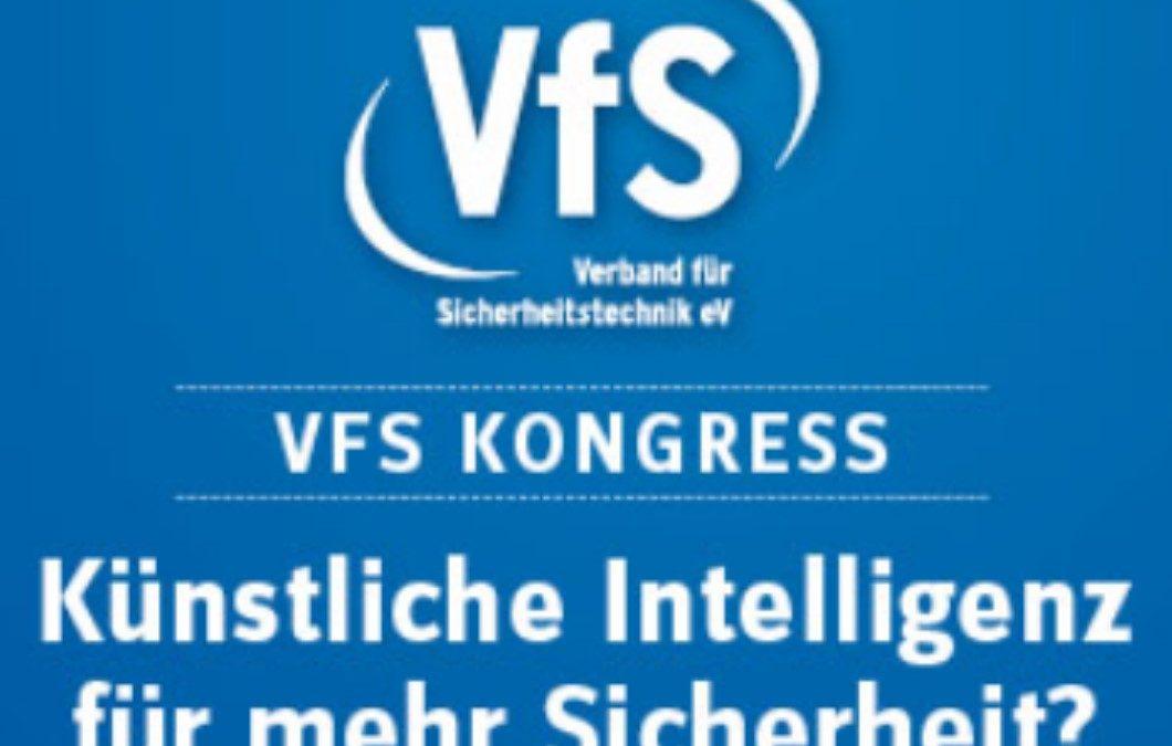 VfS-Kongress am 19./20. Oktober im La Strada in Kassel